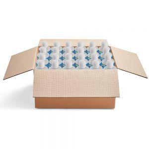 Gel antibacterial Instaclear 24 piezas